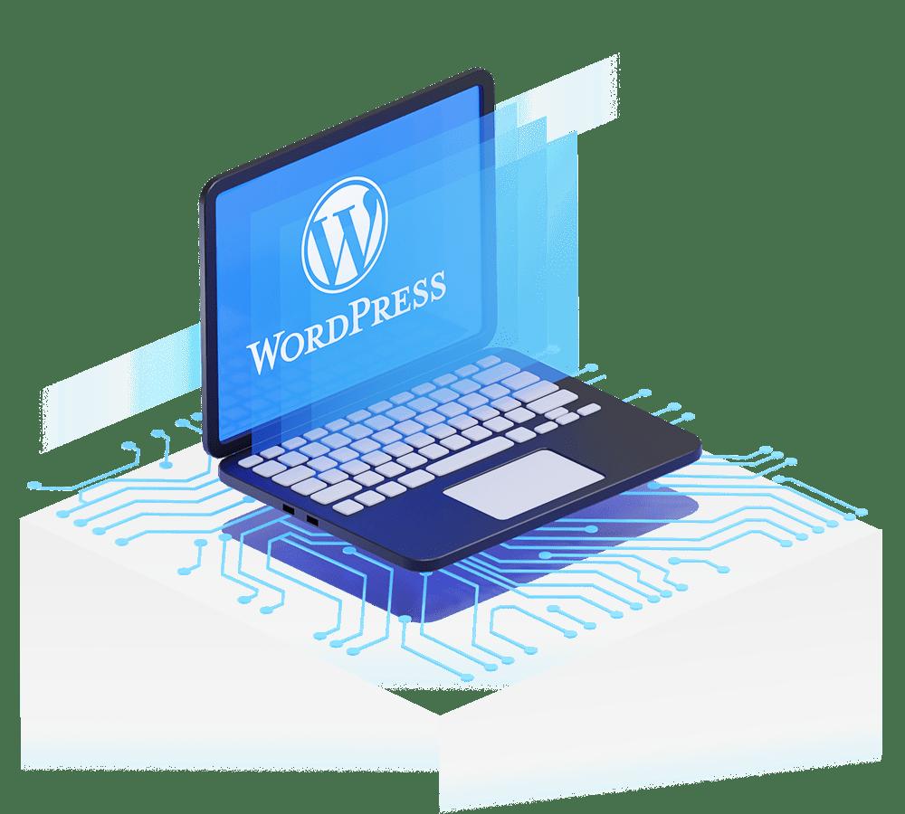 One-Click Install WordPress