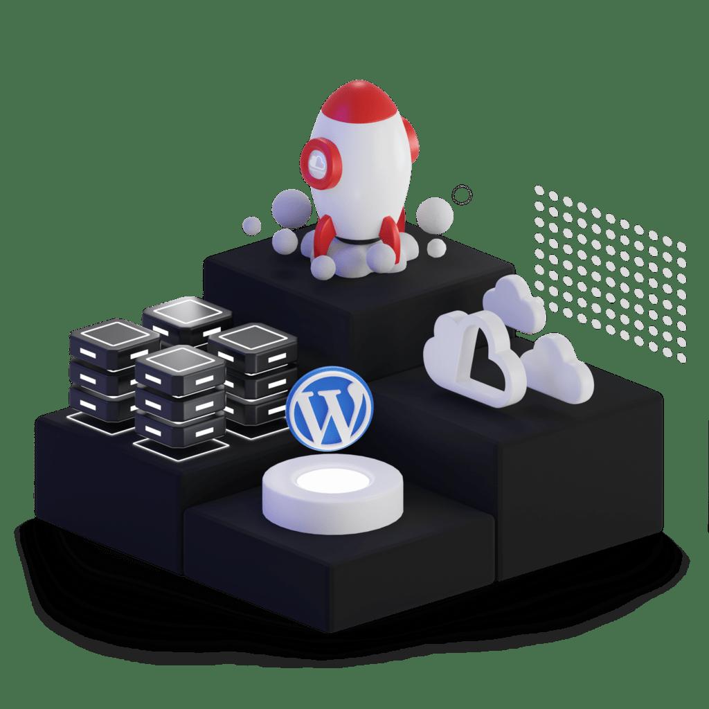 Bangmod Cloud - WordPress Cloud